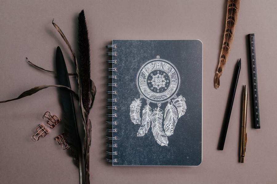 2021 weekly planner - DREAMCATCHER