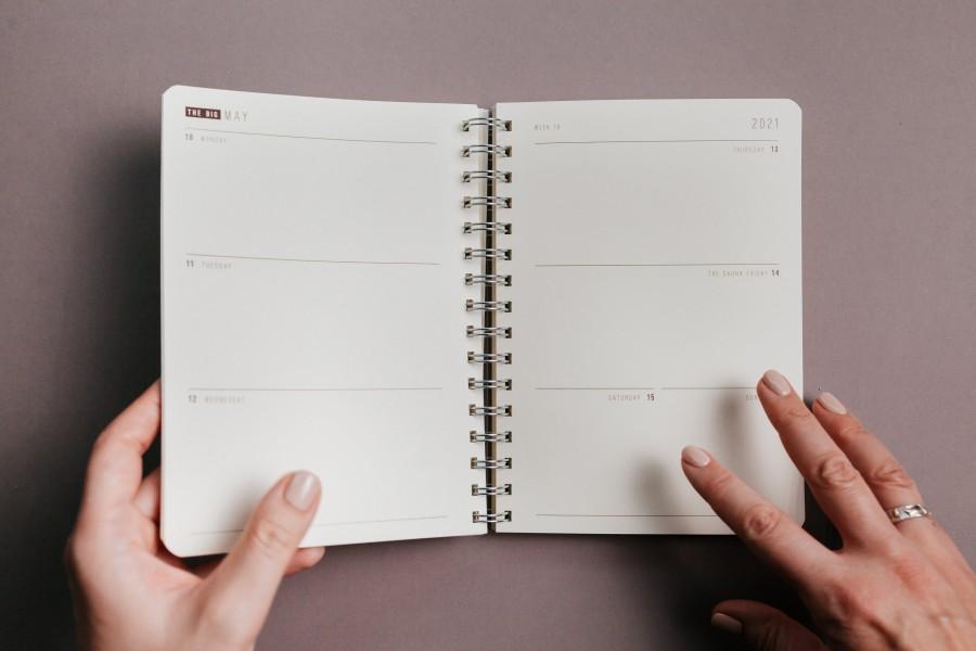 2021 Weekly Planner MANDALA