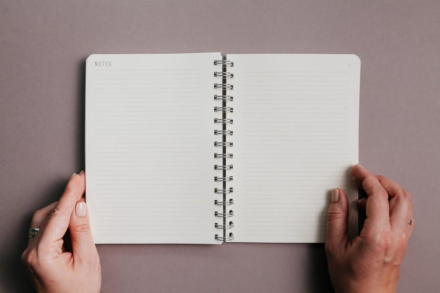 2021 weekly planner - RUSTIC WOOD