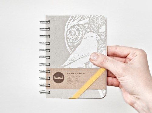 Notebook Journal Diary | Bird
